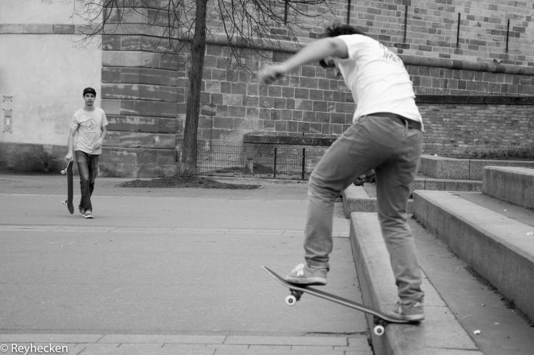 Skateboard project 19