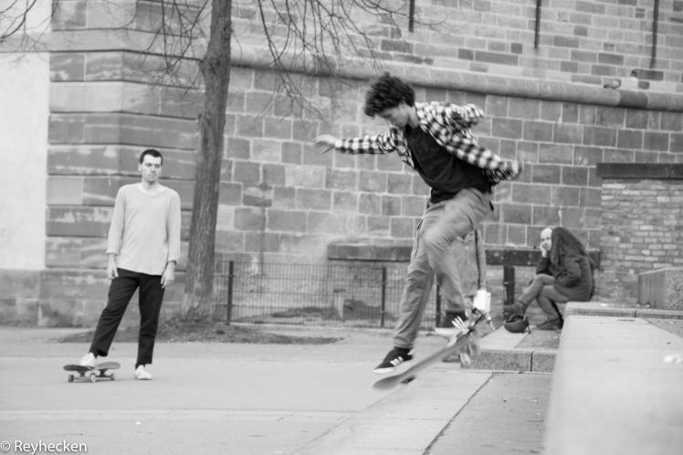 Skateboard project 39