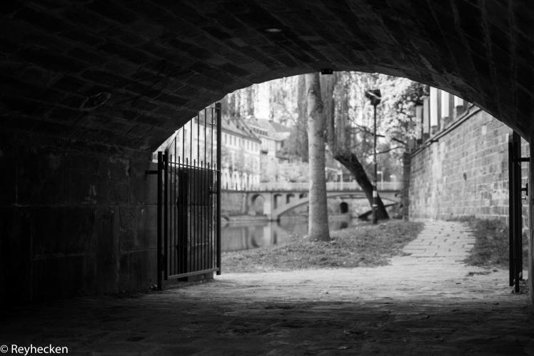 Black and white bridges 2