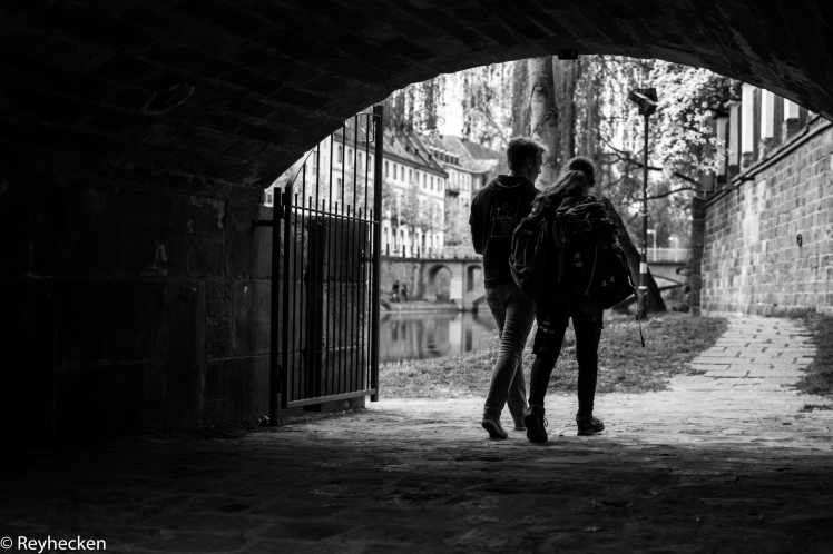 Black and white bridges 3
