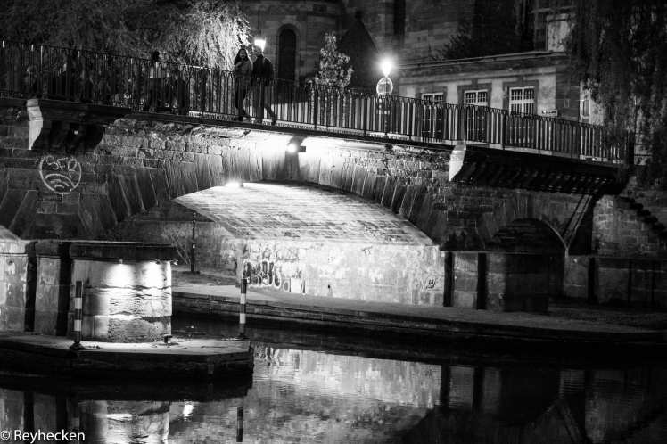 Black and white bridges 9